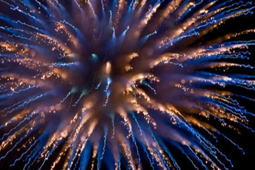 Stunning Fireworks Photos
