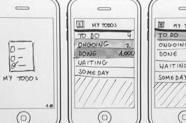 Sketching For Better Mobile Experiences
