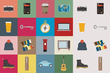 Freebie: Nice Things Icon Set (128 Icons)