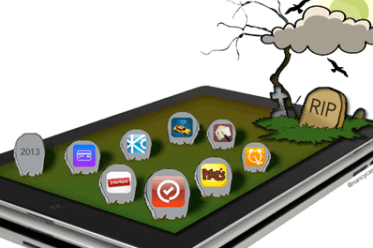 Lessons Learned From An App Graveyard