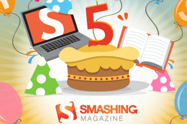 To Five Smashing Years: Free eBook
