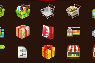 Freebie: E-Commerce Icons Set