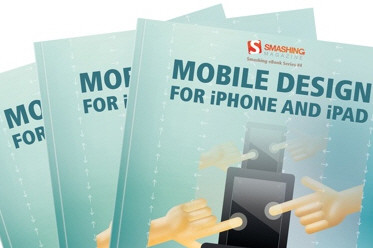 New Smashing eBook: Mobile Design For iPhone And iPad