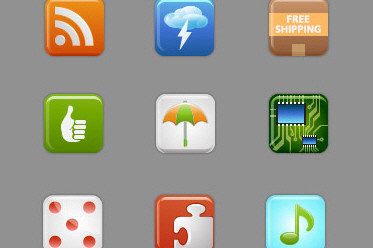 60 Free Icons For Your User Interfaces and Apps