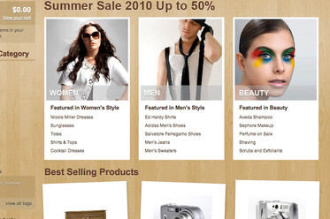 Polaroid: A Free Magento Theme For Your eCommerce Website