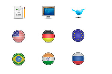 The Ultimate Free Web Designer's Icon Set (750 icons)
