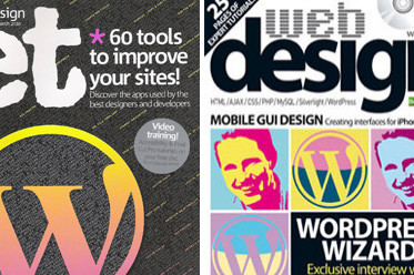 Print Magazines for Web Designers and Photographers