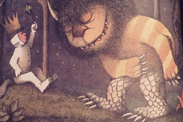 Fluidity Of Content And Design: Learning From Where The Wild Things Are