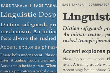 Best Practices of Combining Typefaces