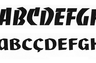 Font Wars: A Story On Rivalry Between Type Foundries