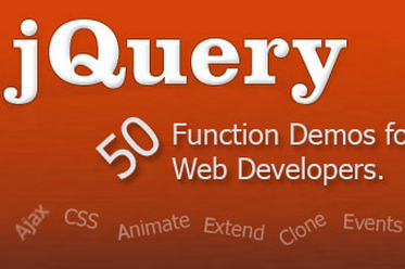 Useful jQuery Function Demos For Your Projects