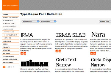 Rich Typography On The Web: Techniques and Tools