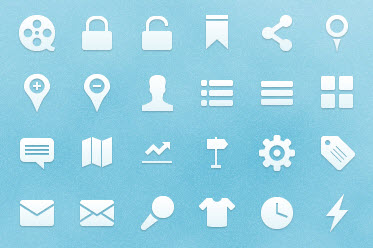 Freebie: Free Vector Web Icons