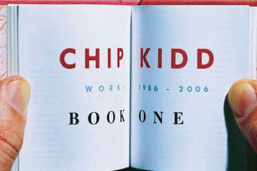 Beautiful Covers: An Interview With Chip Kidd
