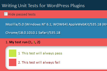 Writing Unit Tests For WordPress Plugins