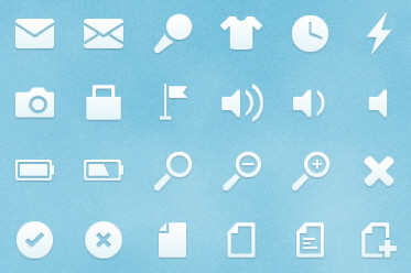 Freebie: Free Vector Web Icons (91 Icons)
